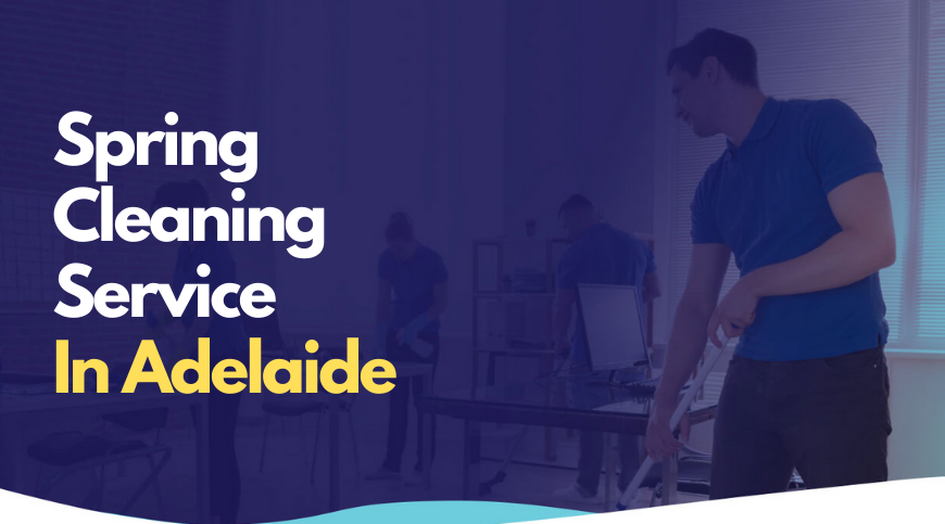 spring cleaning Adelaide