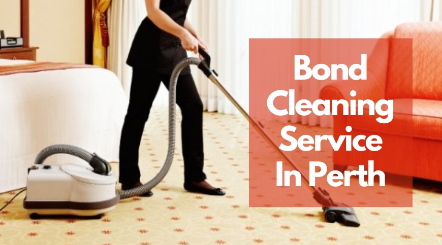 Bond Cleaners in Perth